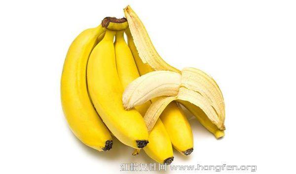 香蕉更茎部抹食醋能延长保存时间