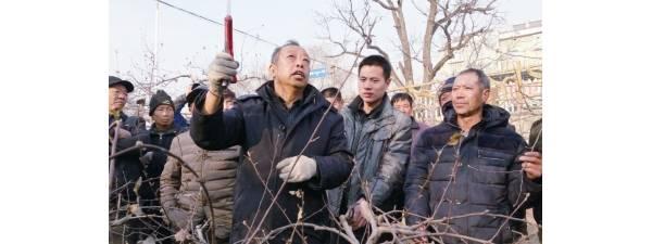 李保国:把自己变成农民让农民变成专家(上)