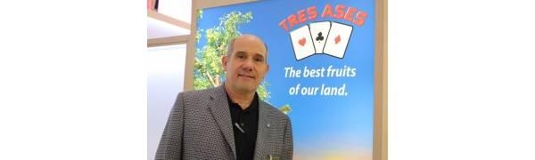 阿根廷梨和苹果希望开拓中国市场--专访Tres Ases总经理Enrique O.Grisanti