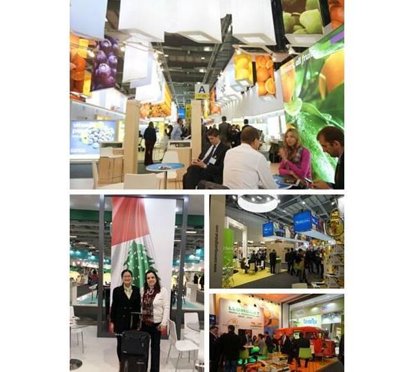 2016年广州国际果蔬展到德国宣传