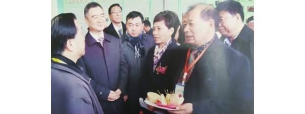 吴中定:苹果大王的中国梦