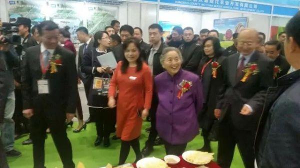 绽放北京,2016北京国际果蔬展览会隆重开幕